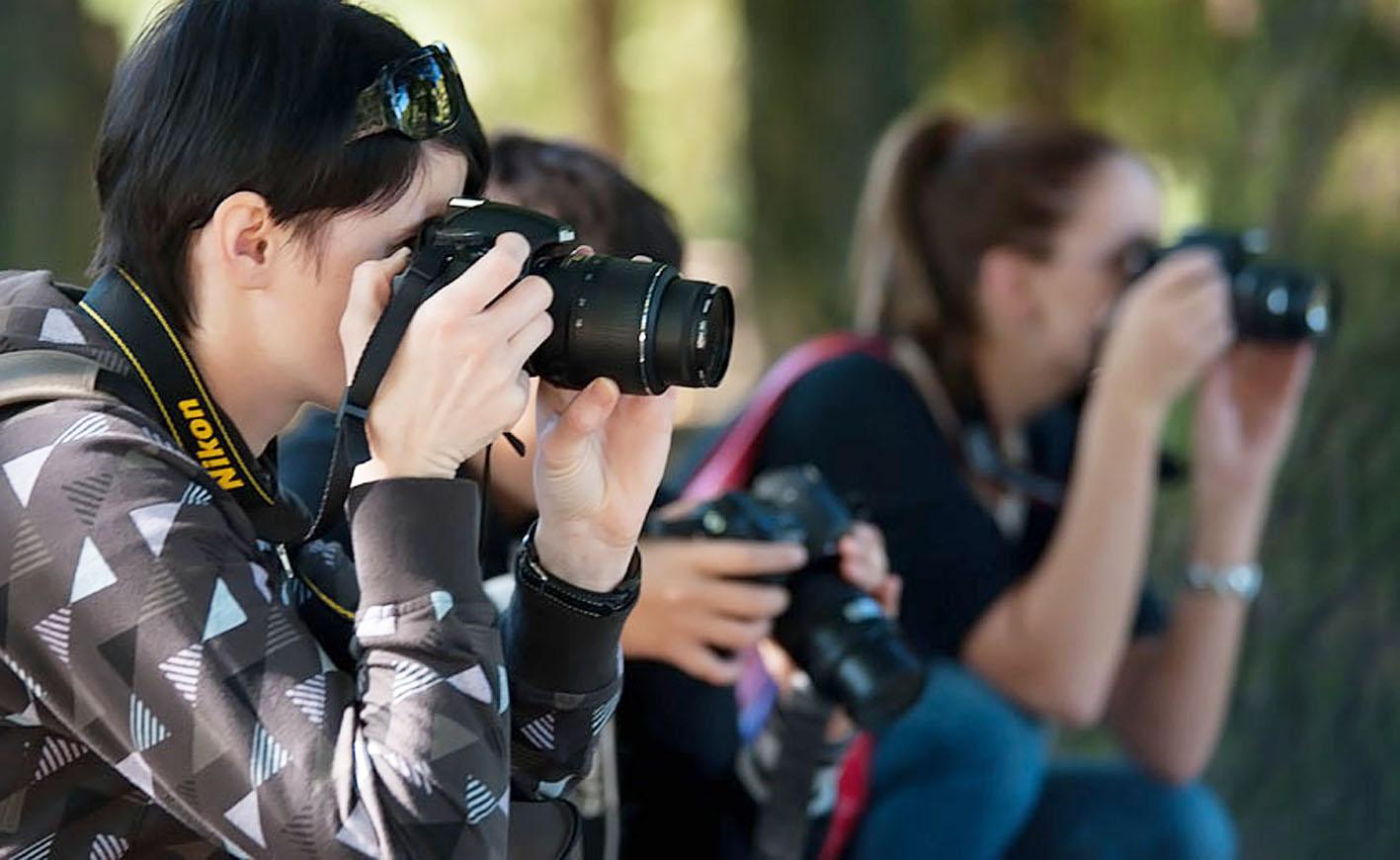 GRUPNI FOTO TEČAJ OSNOVE FOTOGRAFIJE